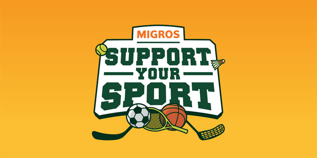 Migros Förderaktion «Support your Sport»